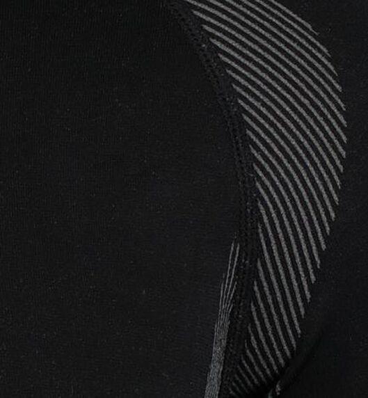 volwassenen thermo t-shirt zwart zwart - 1000001159 - HEMA