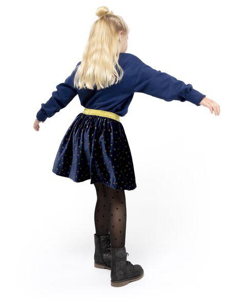 kindersweater blauw blauw - 1000017099 - HEMA