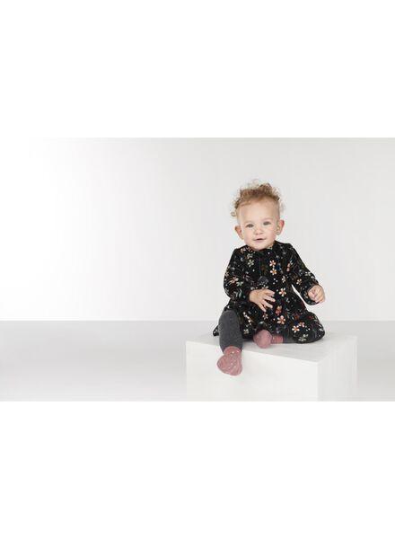 babyjurk zwart zwart - 1000010680 - HEMA