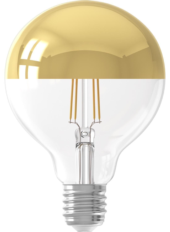 HEMA LED Lamp 4W – 280 Lm – Globe – Kopspiegel Goud (goud)