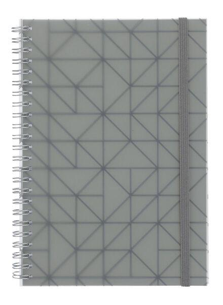 A5 ringband notitieboek - 14101247 - HEMA