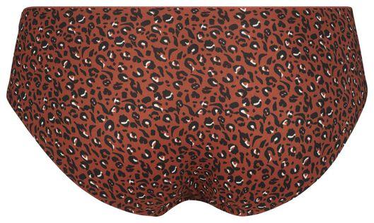 dameshipster second skin micro rood XL - 19661345 - HEMA