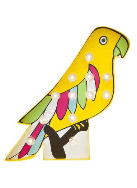 papegaai lamp - 60100057 - HEMA