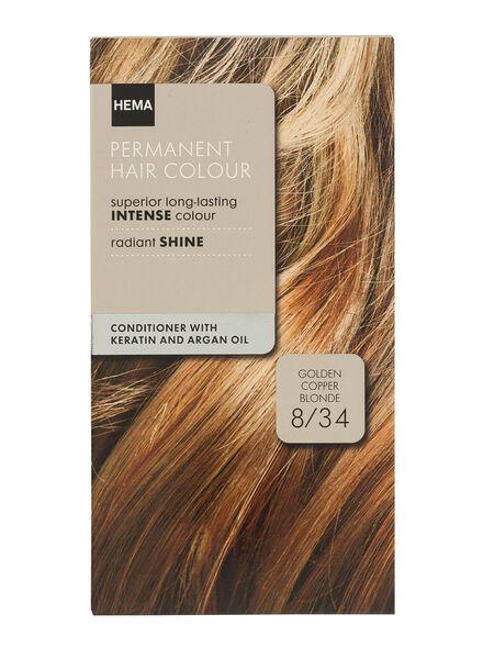 haarkleuring goud koper blond 8/34 - 11050021 - HEMA
