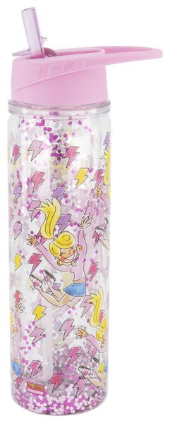 waterfles met drinktuit Blond - 500 ml - 14950025 - HEMA