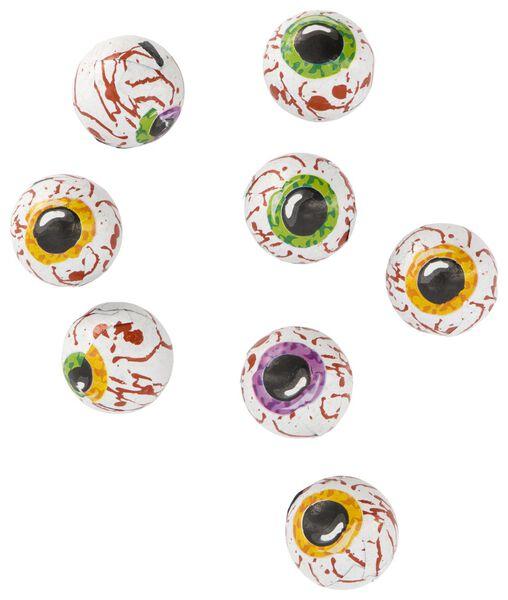 melkchocolade oogballen - 100 gram - 10060029 - HEMA