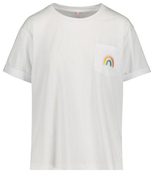 t-shirt maat L/XL - 61122283 - HEMA