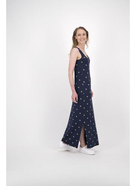 damesjurk donkerblauw - 1000013613 - HEMA
