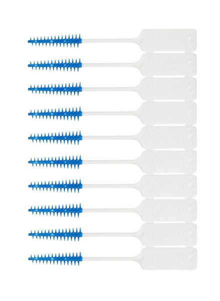 40-pak tandenstokers 2.6 - 4.4 mm - 11133350 - HEMA
