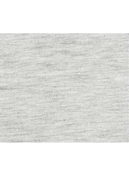 baby t-shirt grijsmelange grijsmelange - 1000008294 - HEMA
