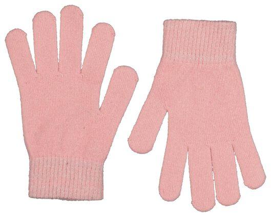 kinderhandschoenen superzacht roze roze - 1000020797 - HEMA