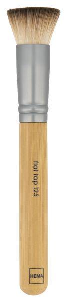 flat-top brush 125 - 11200125 - HEMA