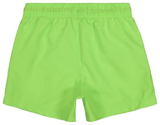 kinderzwemshort groen groen - 1000018216 - HEMA
