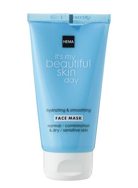 gezichtsmasker - alle huidtypen - 17800014 - HEMA