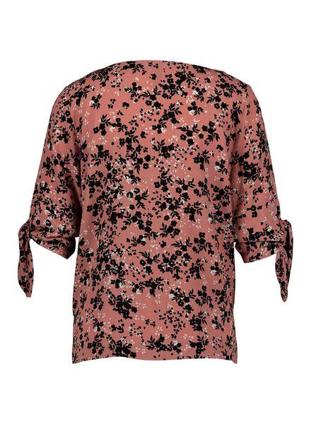 dames top koraalroze koraalroze - 1000014853 - HEMA