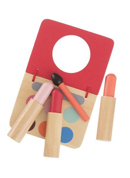 houten make-up set - 15122209 - HEMA