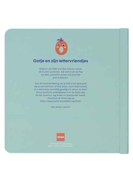 leesboek 'Ootje en zijn lettervriendjes' - 15190221 - HEMA