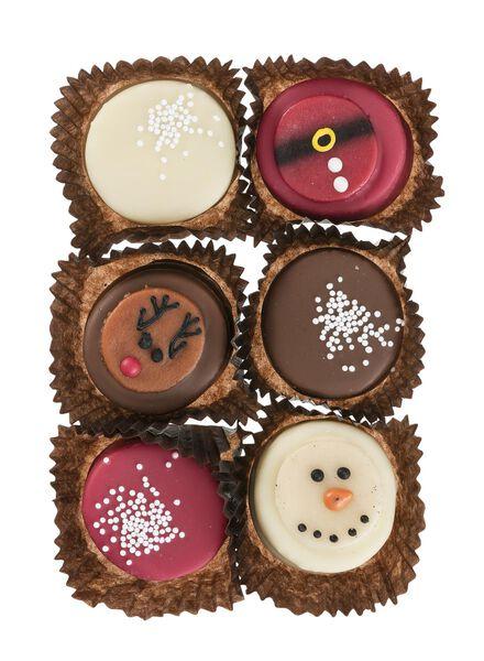 kerst petit fours - 10040057 - HEMA