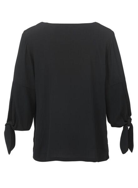 dames top zwart zwart - 1000012912 - HEMA