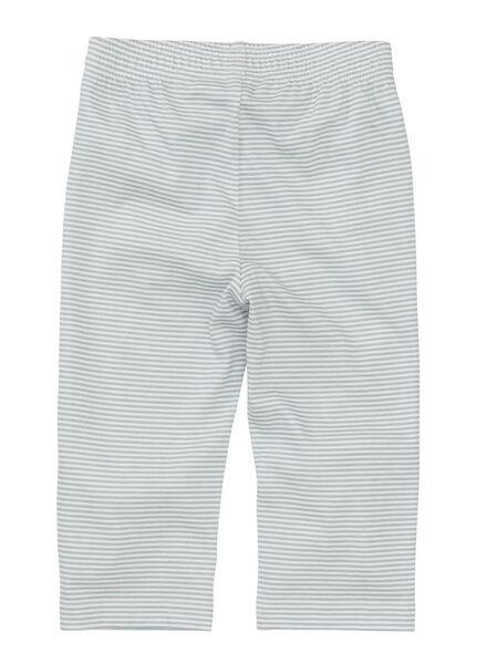 2-pak baby pyjama's gebroken wit gebroken wit - 1000005133 - HEMA