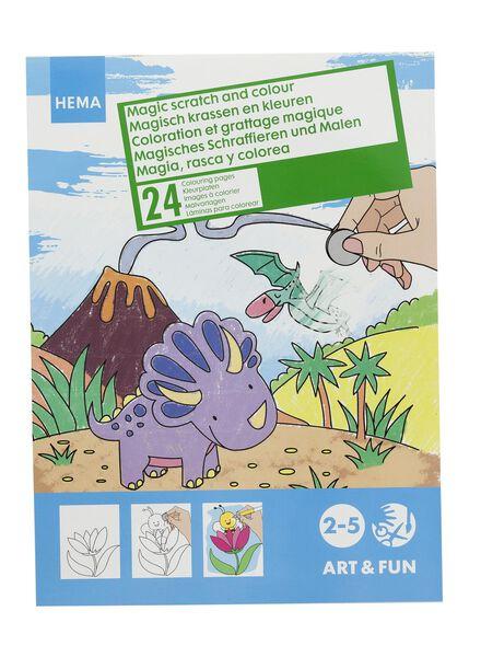 magisch krassen en kleuren - 15910010 - HEMA