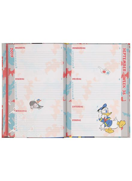 schoolagenda Donald Duck 2019-2020 - 14900343 - HEMA