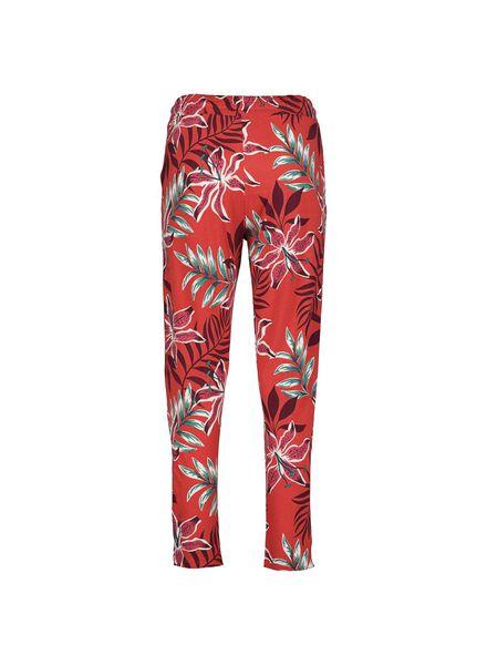 damesbroek rood rood - 1000013903 - HEMA