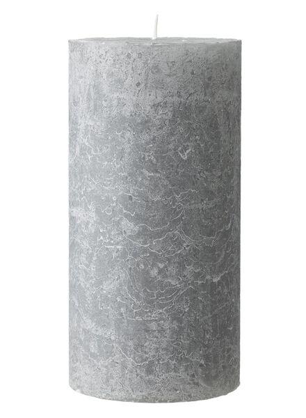 rustieke kaars 7 x 19 cm - 13503149 - HEMA