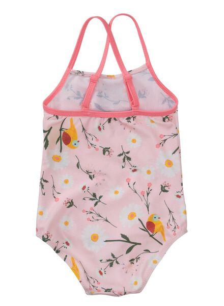baby zwempak roze roze - 1000011159 - HEMA