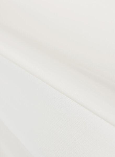 duo rolgordijn uni glanzend wit - 7410243 - HEMA