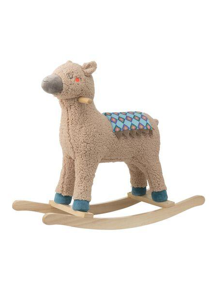 hobbelpaard alpaca - 15122249 - HEMA
