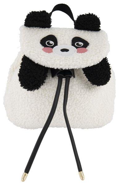 rugzak teddy panda - 61140162 - HEMA
