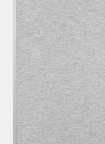 rolgordijn naturel transparant taupe naturel transparant - 7410671 - HEMA