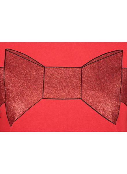 damessweater Viktor&Rolf rood rood - 1000017321 - HEMA