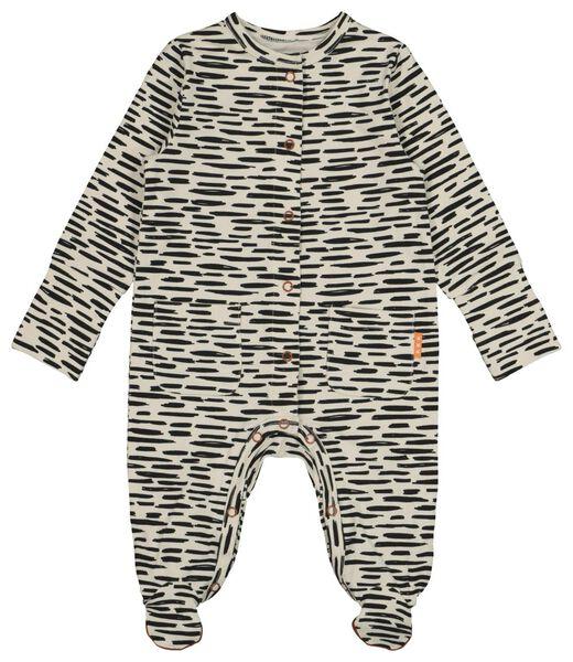 newborn jumpsuit wit wit - 1000017649 - HEMA