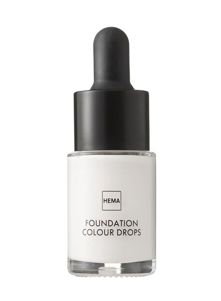 foundation kleurdruppels - 11290601 - HEMA