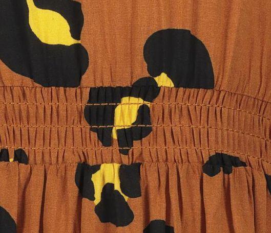 kinderjurk bruin bruin - 1000020242 - HEMA