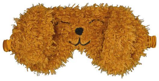 Slaapmasker teddy hond