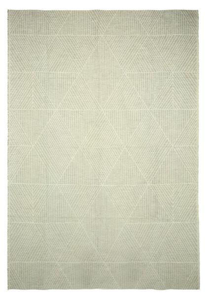 vloerkleed - 140 x 200 cm - mintgroen - 13030001 - HEMA