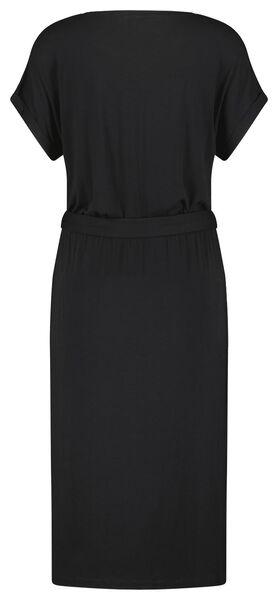 damesjurk zwart L - 36304073 - HEMA