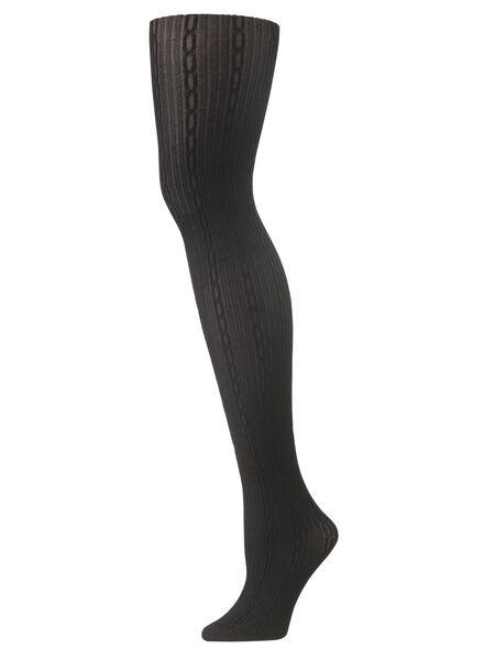 panty zwart zwart - 1000001239 - HEMA