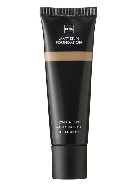 matt skin foundation Beige 03 - 11290903 - HEMA