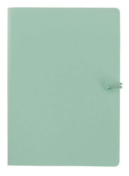 notitieboek A5 gelinieerd - 14110003 - HEMA