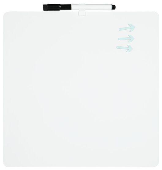 whiteboard weekplanner 29.2 x 29.2 - 14822217 - HEMA