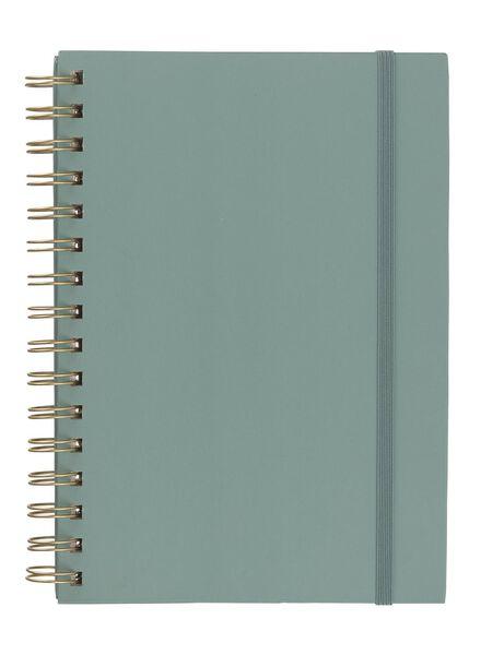 notitieboek A5 gelinieerd - 14155521 - HEMA