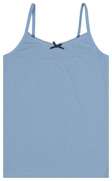 2-pak kinderhemden blauw - 1000020479 - HEMA