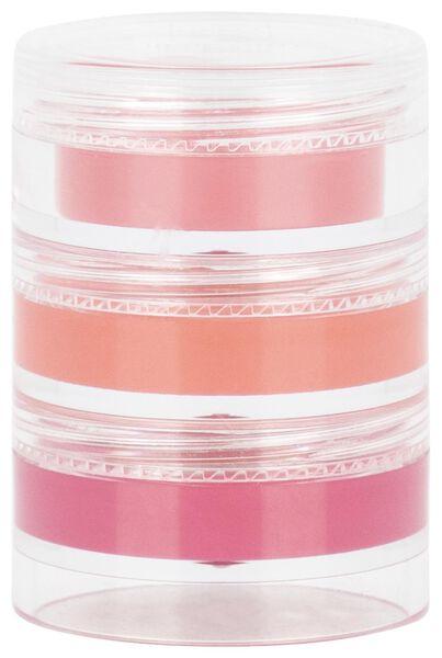 lipcrème stacker roze - 11230011 - HEMA