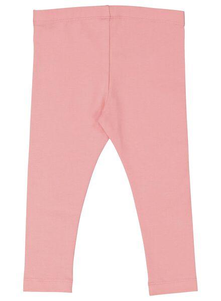 2-pak babyleggings roze roze - 1000014354 - HEMA