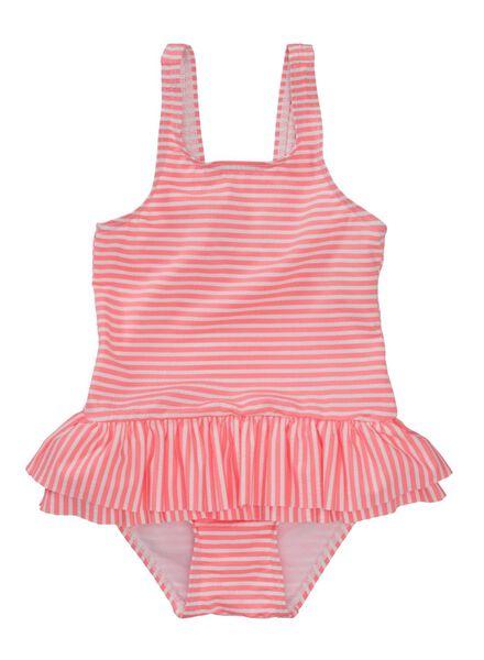 baby zwempak roze roze - 1000011161 - HEMA