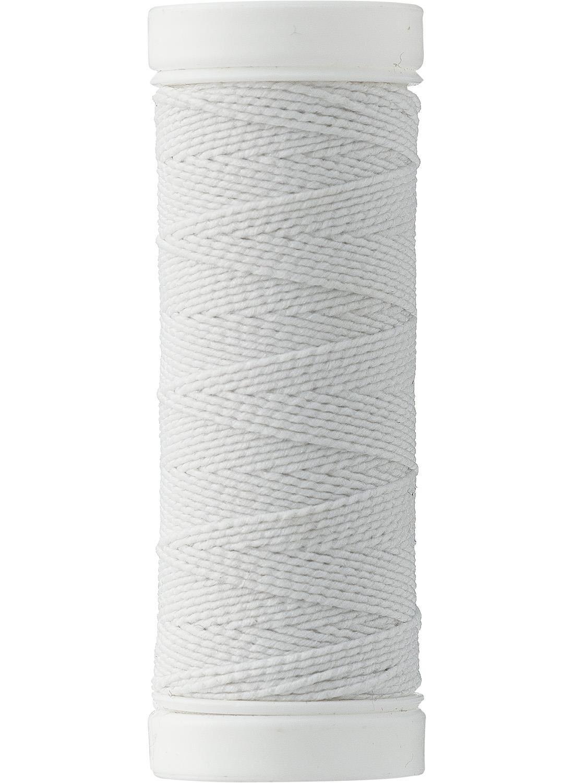 HEMA Elastisch Garen (wit)